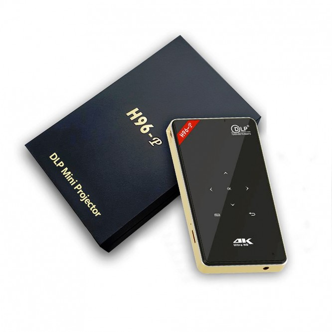 Mini proiettore H96-P Box Android Ram 2GB Rom 16GB