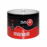 50 DVD-R Maxell 16x 120Minuti cod.275732