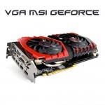 VGA MSI GeForce GTX1050 Gaming X 2G DDR5