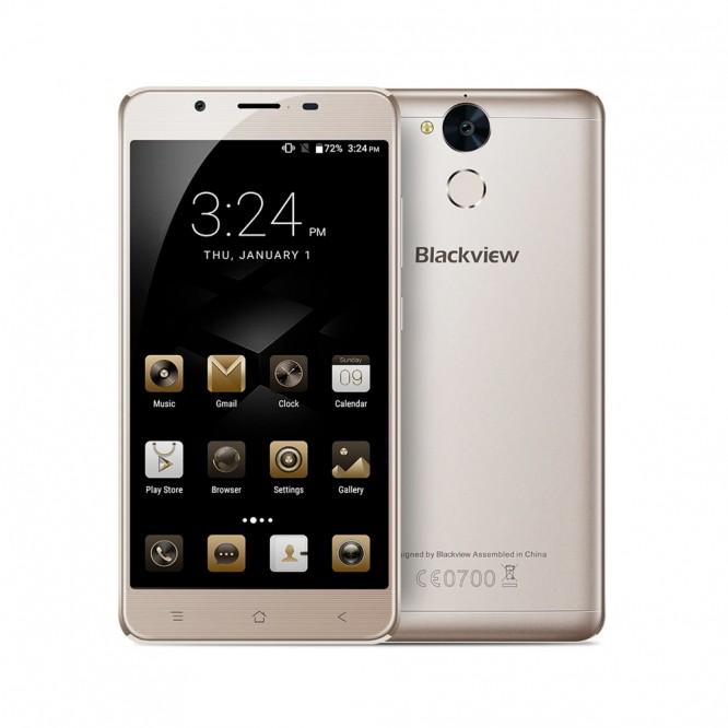 Blackview P2 Lite 4G 32GB Dual-SIM 5.5 FHD OctaCore Sensore Impronte