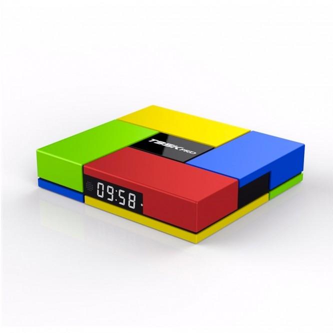 Box T95K PRO 3GB RAM + 32GB ROM Android 6 S912