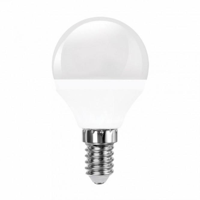 LAMPADA LED E14 G45 5W BIANCO CALDO