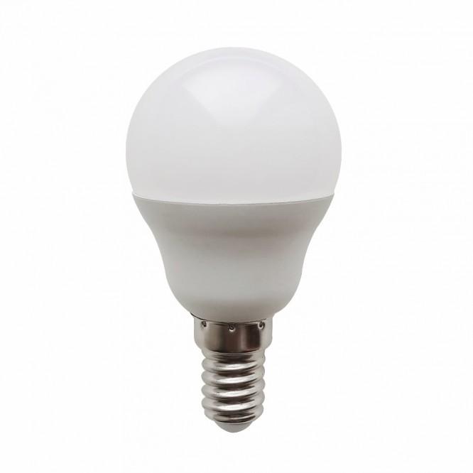 LAMPADA LED E14 G45 5W BIANCO NATURALE