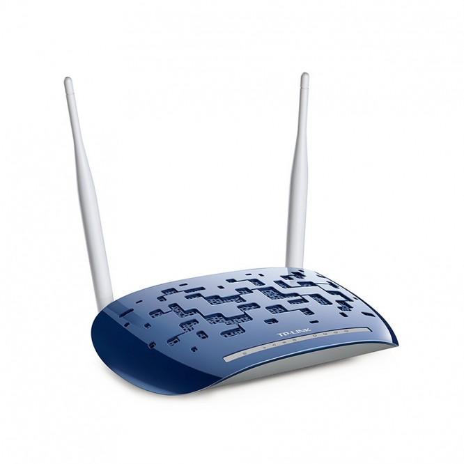 Modem TP-Link TD-W8960N ADSL2+300Mbps