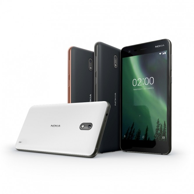 Nokia 6 Android 7.0 Nougat 3GB 32GB Display 5.5