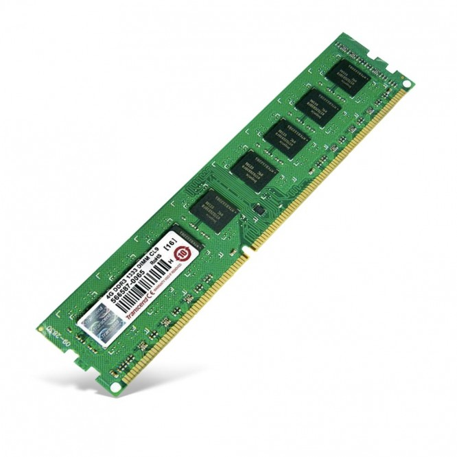 RAM DDR3 4GB 1333MHz Team Elite CL9 TED34G1333C901