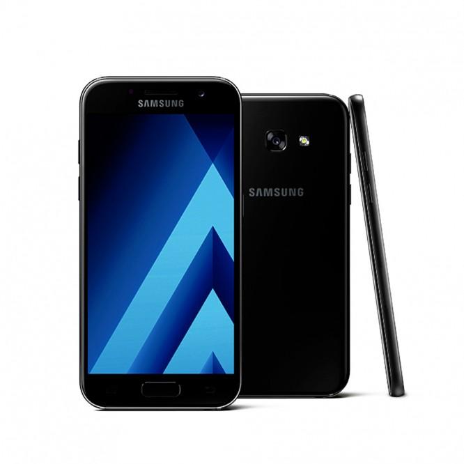 Samsung Galaxy A3 (2017) SM-A320FL Black Sky LTE 4G 13MPixel