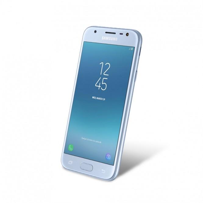 Samsung Galaxy J3 2017 J330 Dual SIM Silver Blu LTE 4G