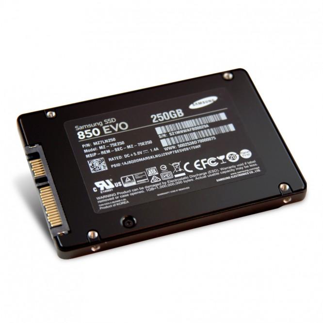 SSD 250GB Samsung EVO 850 Sata III MZ-75E250