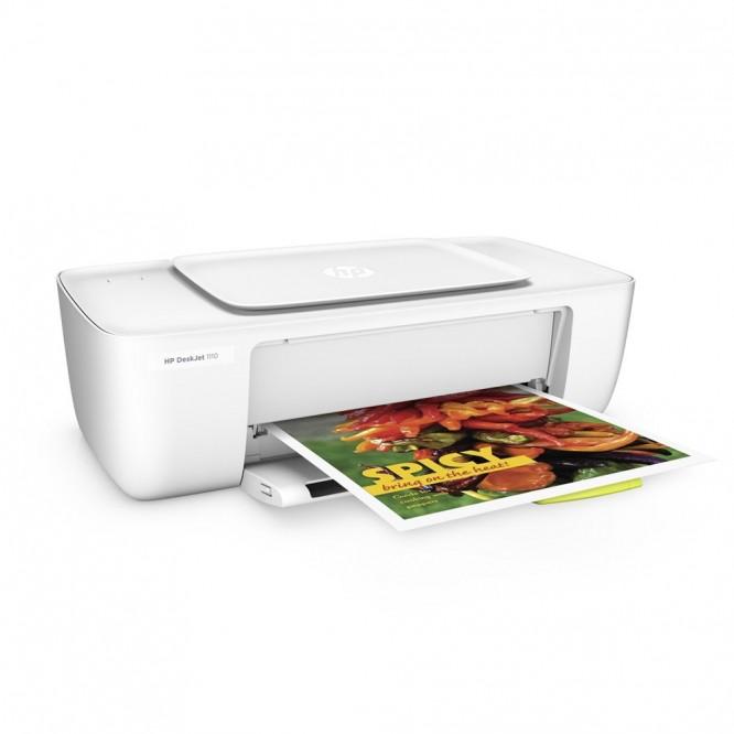 Stampante HP Deskjet 1110 Bianca F5S20B