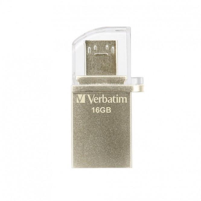 Verbatim 32GB Micro Drive Store'n'Go OTG USB 3.0 49826
