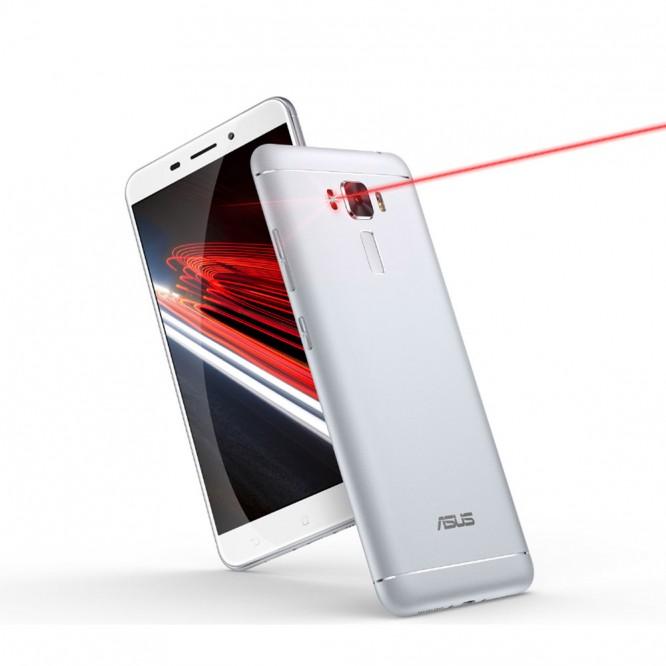 ZenFone 3 Laser ZC551KL TIM 32GB Silver 4G LTE