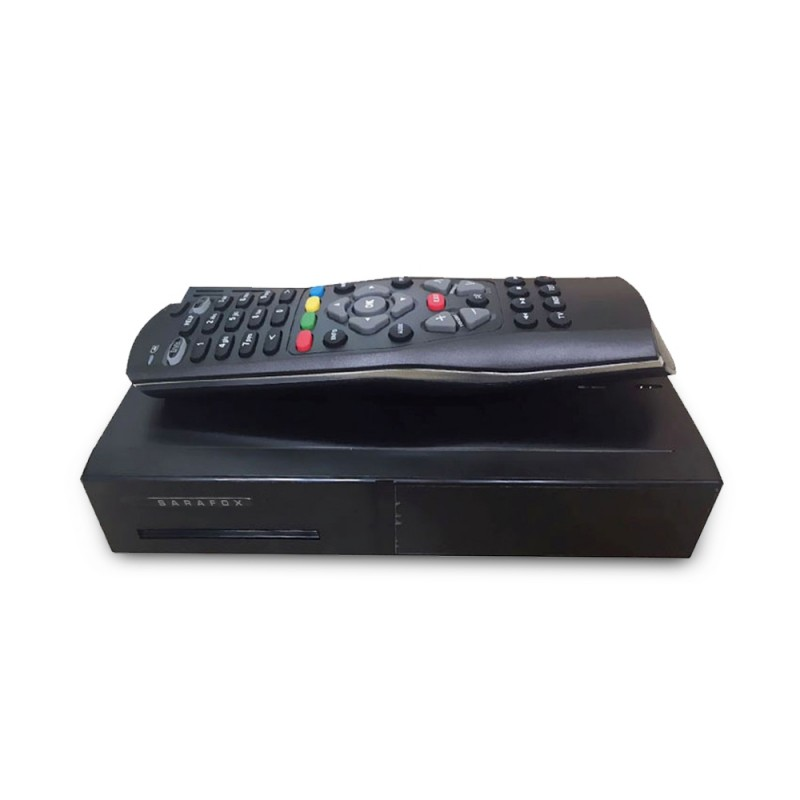 Sarafox Openpli 520 Combo DVB-S2 DVB-T2 H265 Enigma 2 HEVC Full HD
