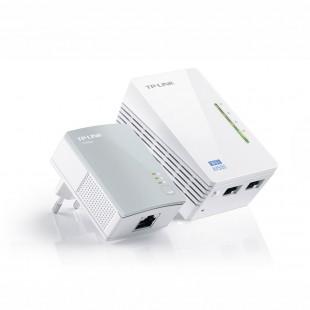 PowerLine TP-Link TL-WPA4220KIT Wireless N Extender 500Mbps