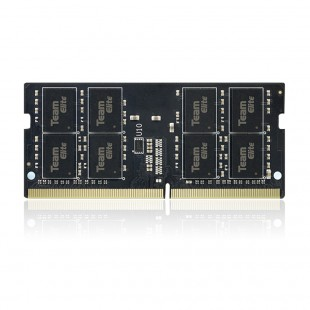 Ram So-Dimm DDR4 4GB Team Elite 260Pin 1,2V TED44G2133C15-S01